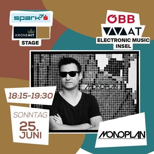 Monoplan LIVE DJ SET @ Donauinselfest Vienna 25.06.2017
